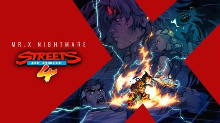 Análisis de Streets Of Rage 4: Mr. X Nightmare, la justicia callejera de SEGA eleva su rejugabilidad hasta el infinito