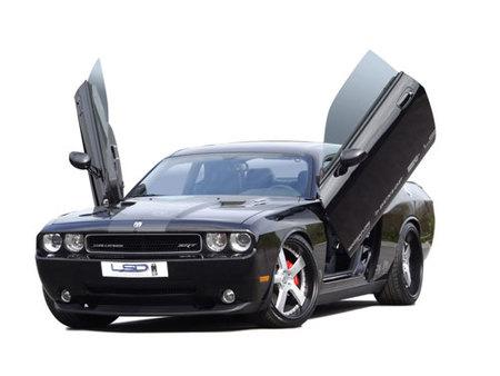 KW Dodge Challenger SRT8, un muscle a la europea