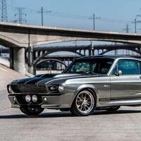 Uno de los tres Ford Mustang Eleanor que nos enamoró en '60 segundos' busca nuevo dueño