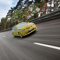 El nuevo Opel Astra calienta motores: la fase de pruebas llega a su recta final