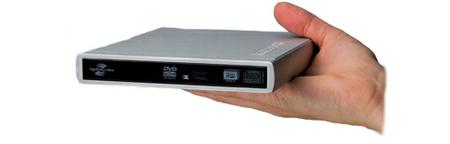 Grabadora DVD Freecom