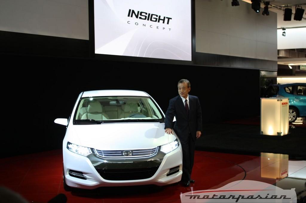 Foto de Honda Insight Concept y otras novedades en París (1/29)