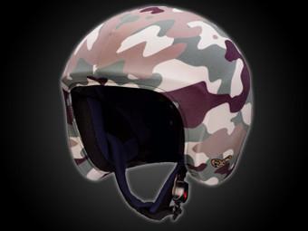 helmetdress camuflaje