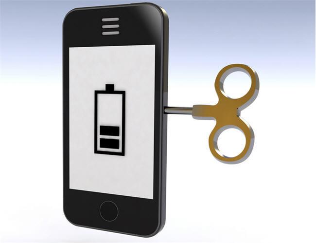 Recarga de baterías en dispositivos móviles