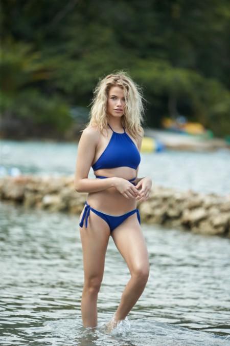 Hailey Clauson Revolve Swimsuits 2016 Jamaica06