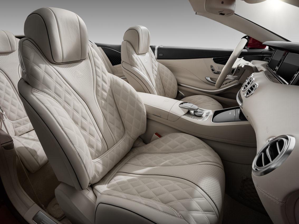 Foto de Mercedes-Maybach S 650 Cabrio (33/37)
