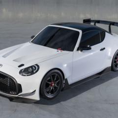 Este bicho cabreado es el Toyota S-FR Gazoo Racing