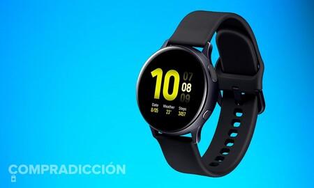 Amazon tiene el Samsung Galaxy Watch Active 2 de 44mm más barato que nadie. Estrénalo por 174 euros