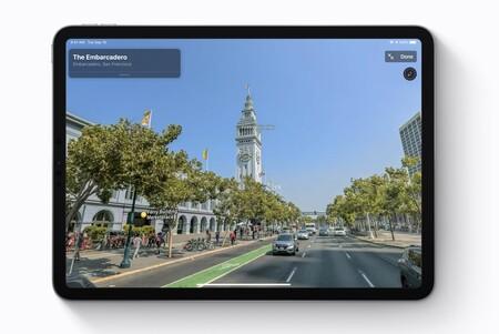 Apple ya está recogiendo datos para el Look Around de Apple Maps en España