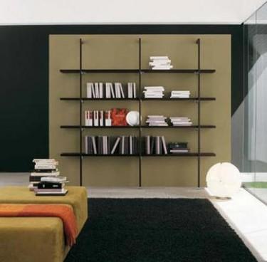 Consejos para ampliar el espacio en una estantería o librería: El resumen