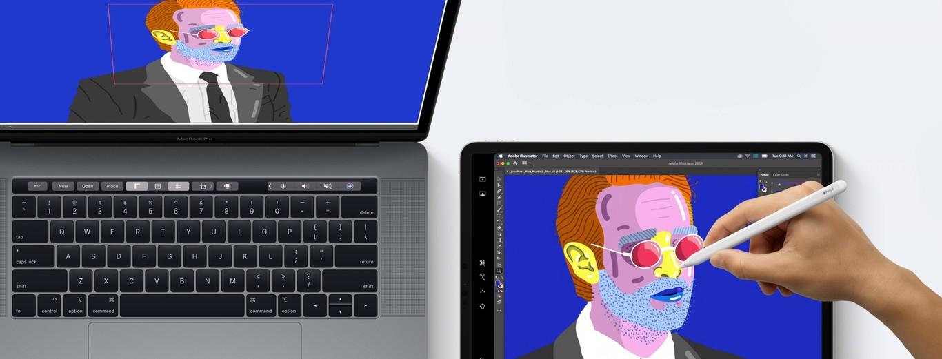 La nueva característica requiere de una serie de funciones en el iPad y el Mac, así como que sean generaciones no muy antiguas.