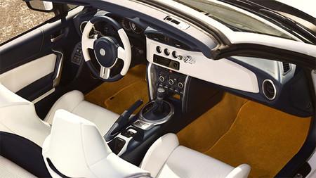 Interior Toyota FT 86