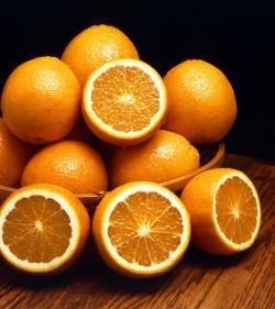 Naranjas y agricultores
