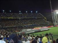 Un gol en La Bombonera (Buenos Aires)