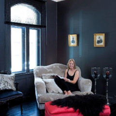 Foto 5 de 6 de la galería apartamento-en-negro en Decoesfera
