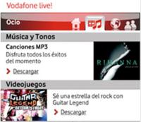 Vodafone presenta una nueva generación de juegos para el móvil