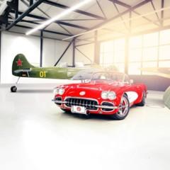 Foto 2 de 27 de la galería pogea-racing-chevrolet-corvette-1959 en Motorpasión