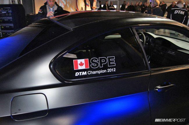 BMW M3 DTM Champion Edition