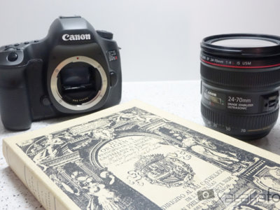 Canon EOS 5Ds R, análisis