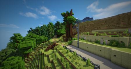 Minecraft El Viaje De Chihiro 06