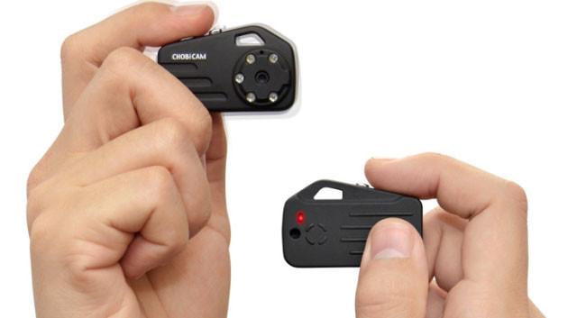 Chobi Cam Pro 3 - Minicámara con visión nocturna