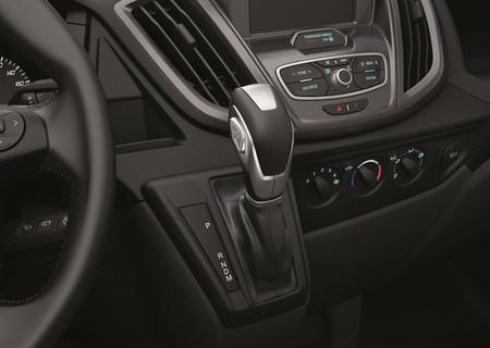 Ford Transit cambio automático
