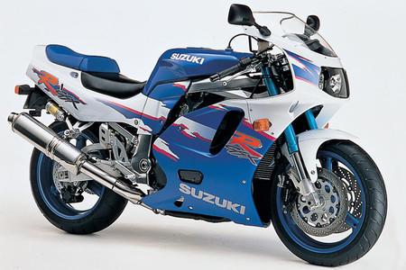 Suzuki Gsxr 750 1994