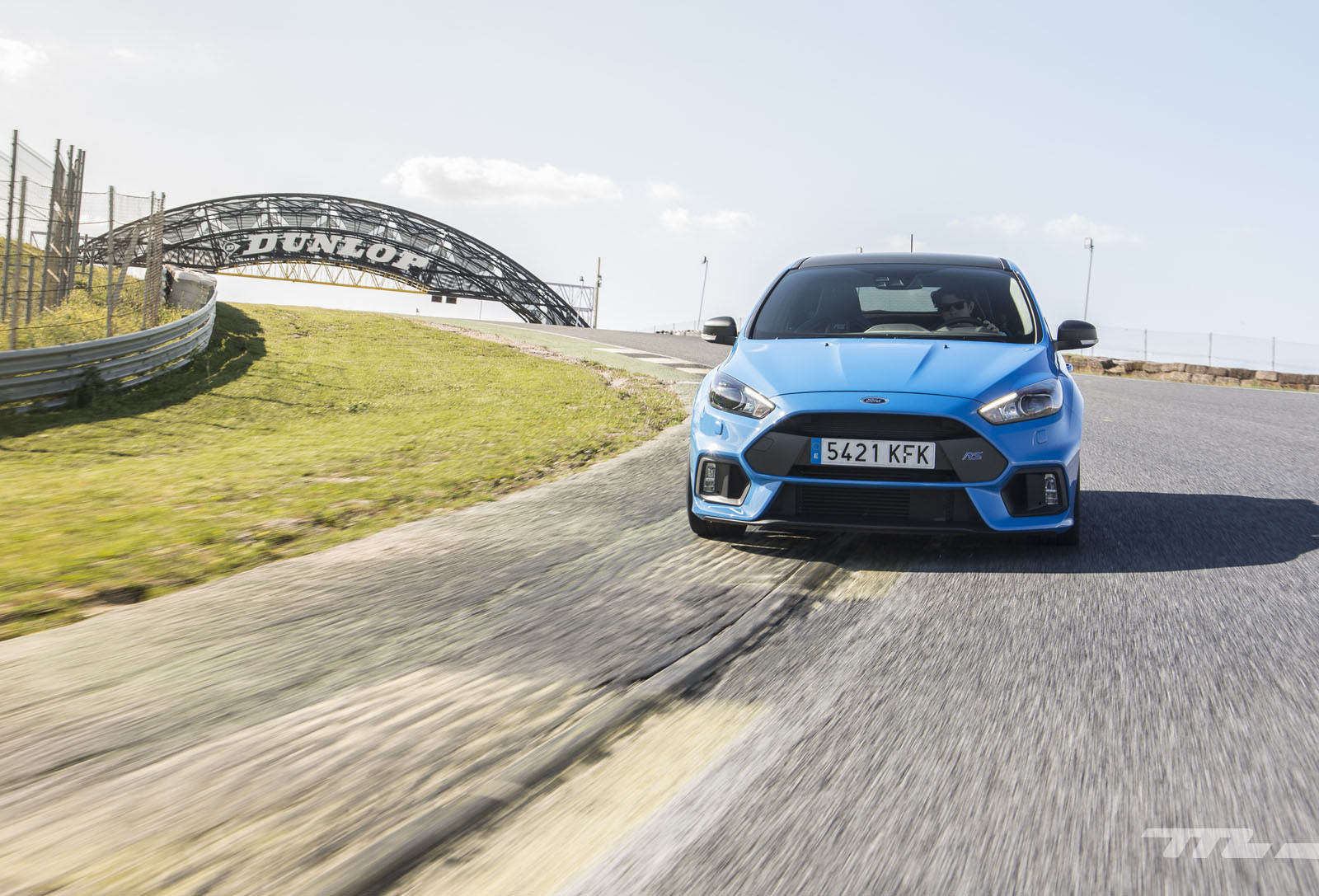 Foto de Ford Focus RS Performance Pack (prueba) (8/23)