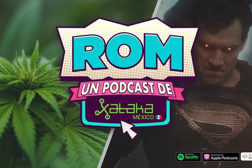 ROM #130: Dudas de marihuana y las vacaciones de algunos conductores de Uber