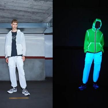 Las prendas reflectantes de Pull & Bear llegan directamente del futuro para conquistarnos
