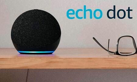 A tiempo para regalar el Día de la Madre: el Echo Dot de 4ª generación vuelve a estar rebajado en Amazon a 38,99 euros