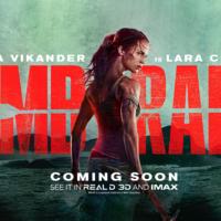 Llega el primer adelanto de la película de 'Tomb Raider' y su póster oficial
