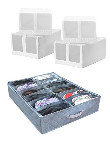 Creando el armario perfecto consejos para organizar tu for Cajas para guardar ropa armario