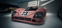 Prepara las palomitas, videovisita al Museo de Porsche en Stuttgart
