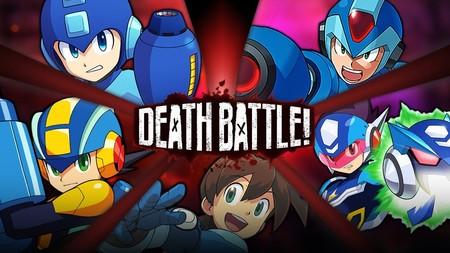 ¿Cuál es el Mega Man definitivo? Cinco Blue Bombers combaten a muerte en el último Death Battle de ScrewAttack!