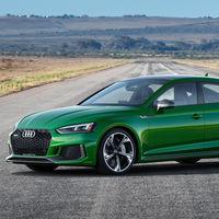 El Audi RS 5 Sportback llega a España: desde 103.000 euros, con entregas a mediados de 2019