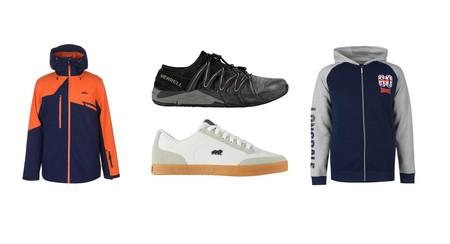 Flash Sale en SportsDirect: 16 ofertas en abrigos, chaquetas y zapatillas de primeras marcas