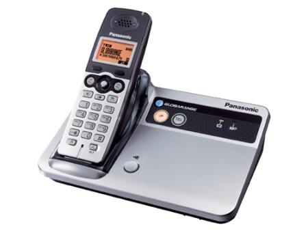 Teléfono Globarange de Panasonic para llamadas convencional y por IP