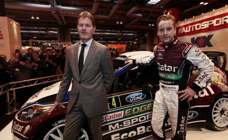 Ford M-Sport WRT 2013