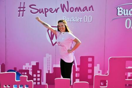 Buckler-Superwoman