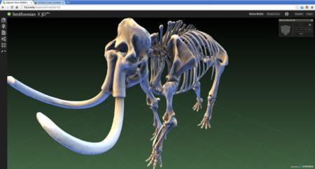 Smithsonian X 3D, tecnología al servicio de la educación