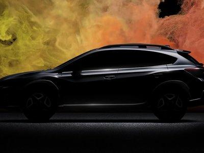 Saluda al Subaru Crosstrek, el relevo del Subaru XV que conoceremos en Ginebra