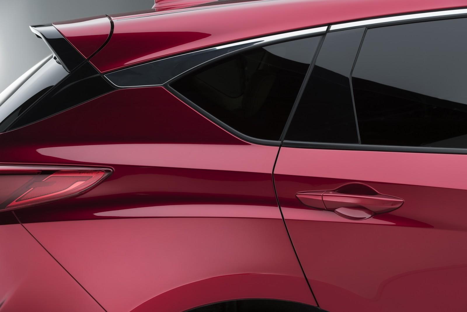 Foto de Acura RDX Prototype (22/23)