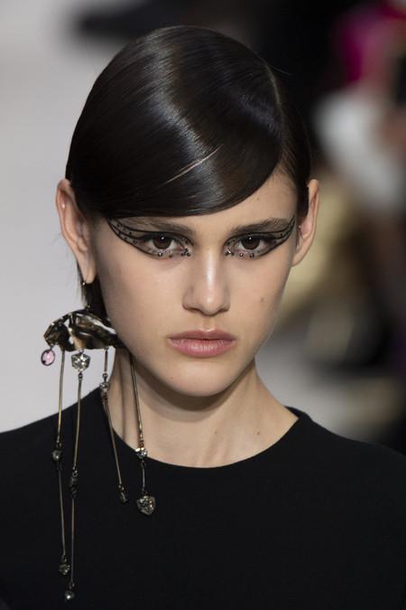 Valentino maquillaje eyeliner