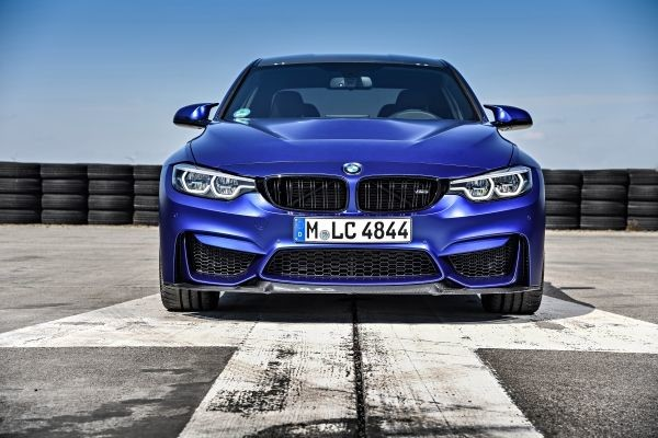 Foto de BMW M3 CS (4/13)