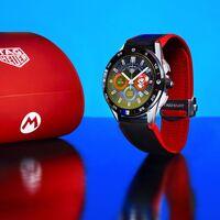 Lo último de TAG Heuer es un exclusivo smartwatch de Super Mario que vale más de 2.000 dólares