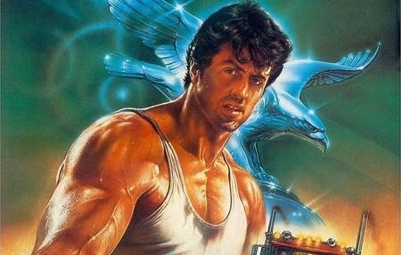'Yo, el halcón', los pulsos de Stallone