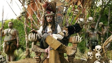 'Piratas del Caribe: El cofre del hombre muerto': Jack Sparrow vuelve en una secuela entretenida pero sin la magia de la primera
