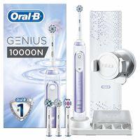 Oferta flash en el cepillo eléctrico Oral-B Genius 10000N: hasta medianoche su precio será de 133,99 euros en Amazon