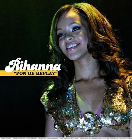 Rihanna pon de play